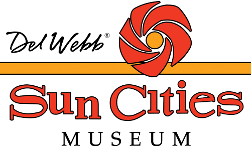 Del Webb Sun Cities Museum Logo