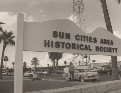 Sun Cities Area Historical Society Founders